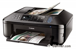 Get Canon PIXMA MX715 Printer Driver and setting up