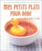 livre-recette-bebe-mes-petits-plats-pour-bebe-marie-leteure