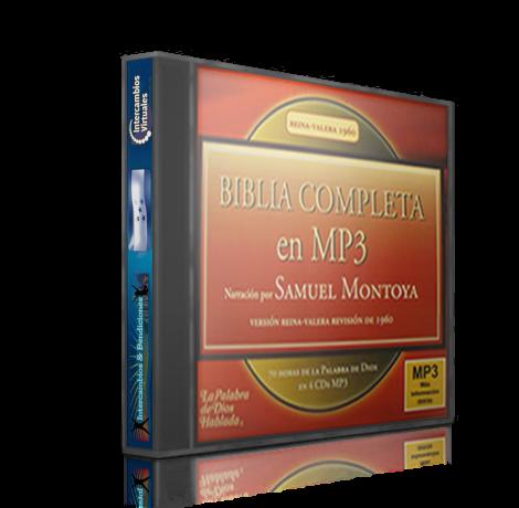 La Biblia en MP3 - Narrada por Samuel Montoya