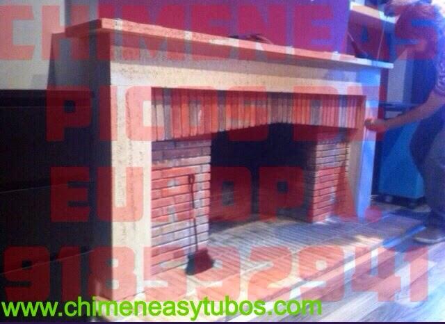 Chimeneas picos de europa: renovación en decoración de chimenea ...