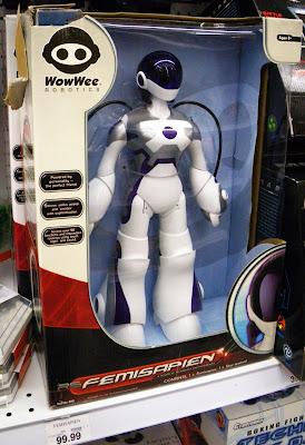 The Femisapian robot