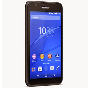 Sony Xperia E4g - Specs
