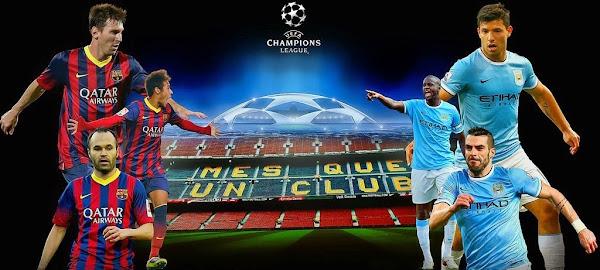 InfoDeportiva - Informacion al instante. FC BARCELONA VS MANCHESTER CITY