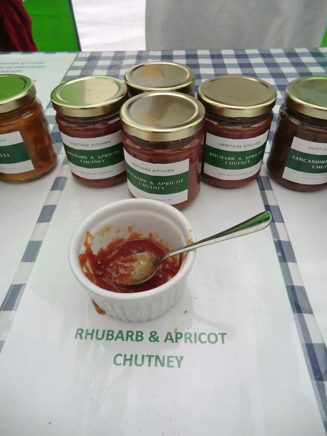 ... Yorkshire curd tarts, rhubarb and ginger tarts and rhubarb pies