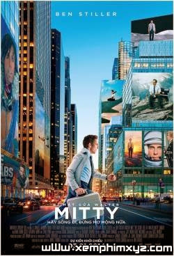 Bí Mật Của Walter Mitty - The Secret Life Of Walter Mitty