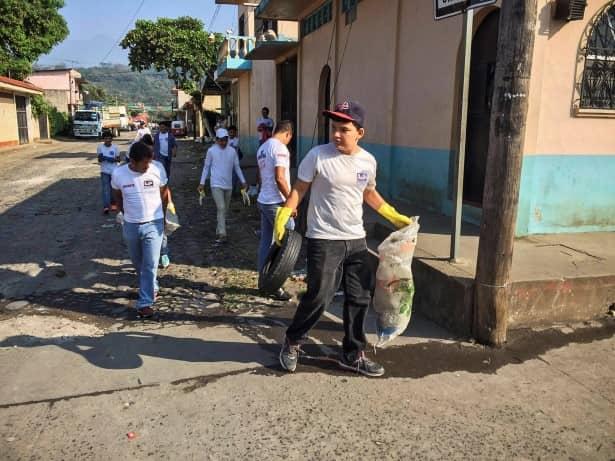 Inician campaña de deschatarrización en Malacatán
