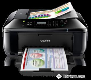 Cách lấy driver máy in Canon PIXMA MX437 – hướng dẫn sửa lỗi không nhận máy in | May in
