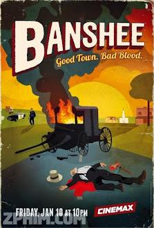 Thị Trấn Banshee 2 - Banshee Season 2 (2014) Poster