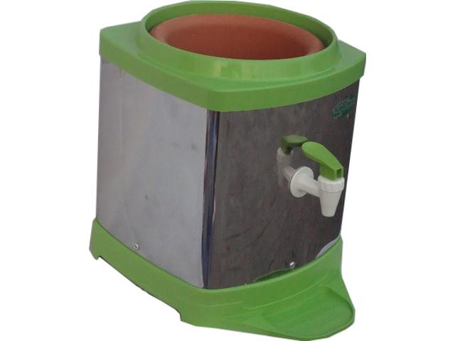 Ref: 004 Suporte Inox Verde