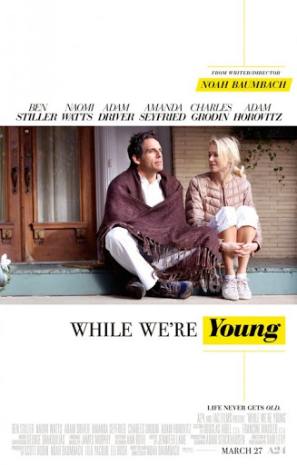 While We're Young official site