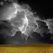 К чему снится молния и дождь?