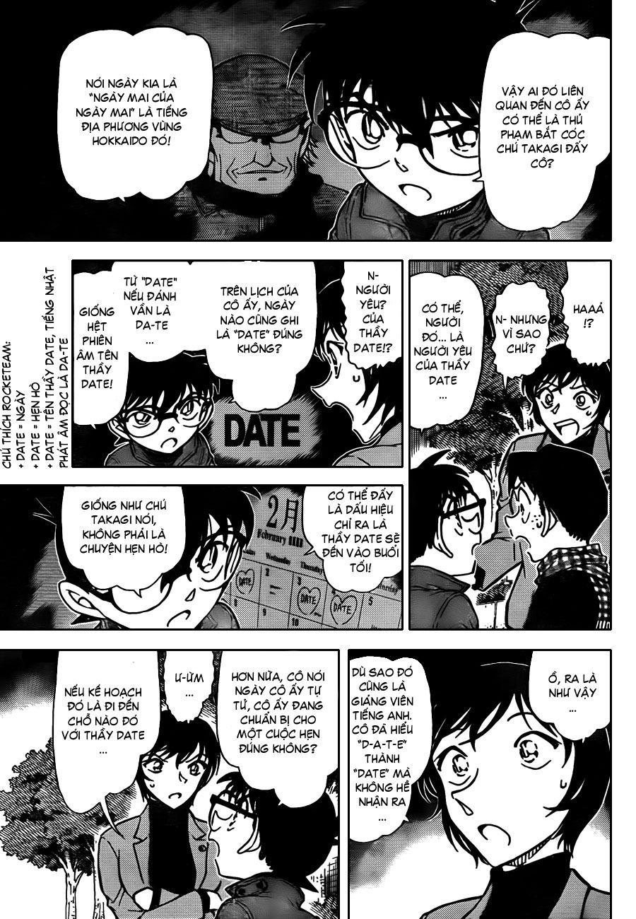 Detective Conan Chap 806 - Truyen.Chap.VN