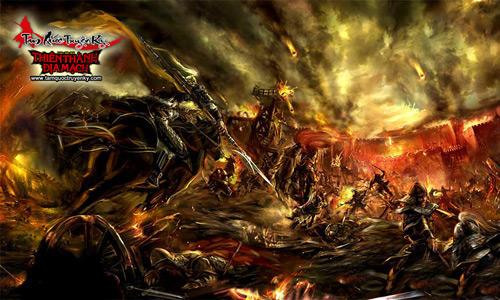 Tam Quốc Truyền Kỳ ra mắt Thiên Thành Địa Mạch 1