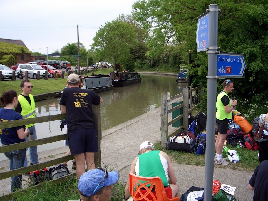 Grand Union Canal Race; 235km/45h; 24 mai 2014; 110 places  CIMG1099