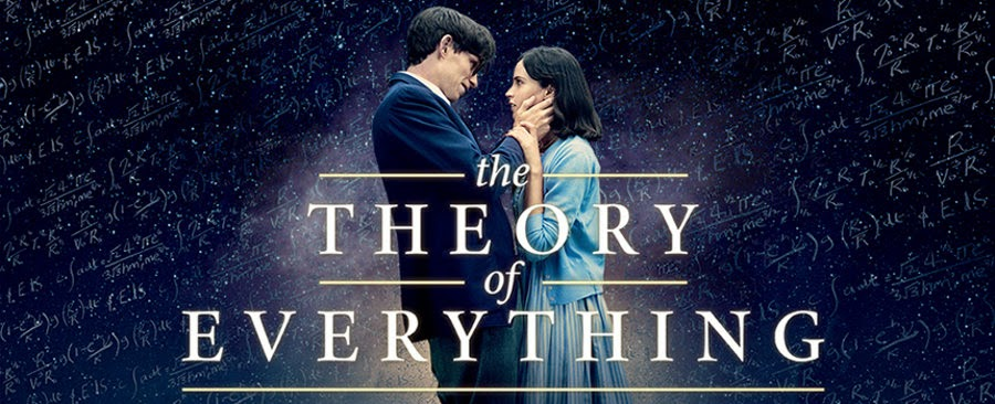 The Theory of Everything (2015) poster