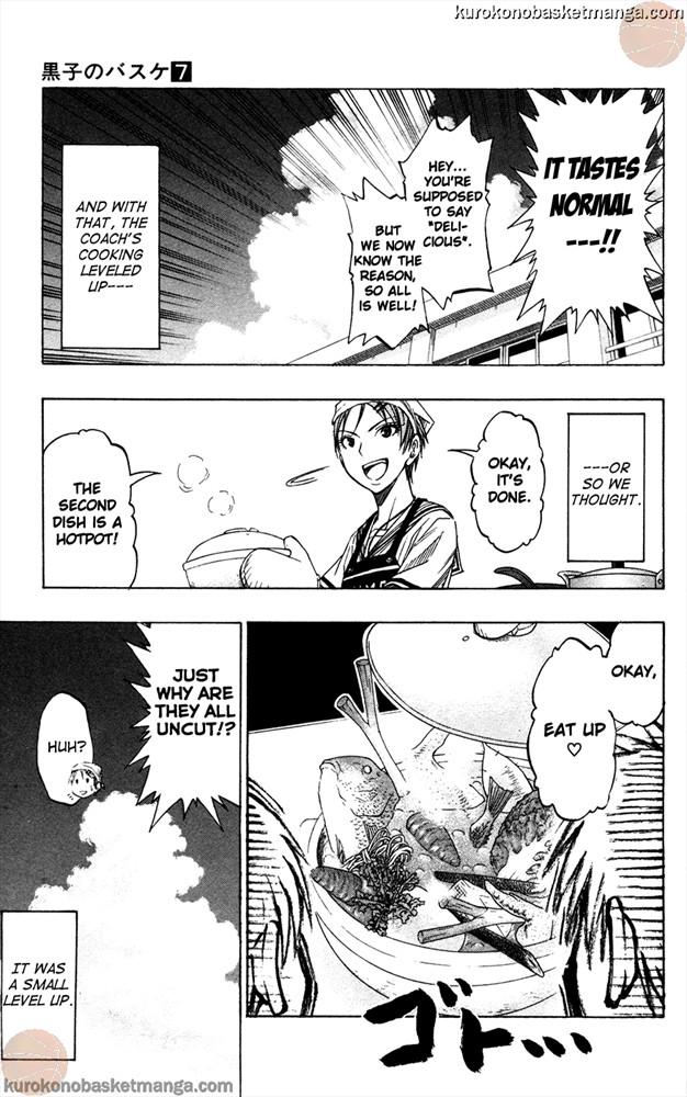 Kuroko no Basket Manga Chapter 58 - Image 21