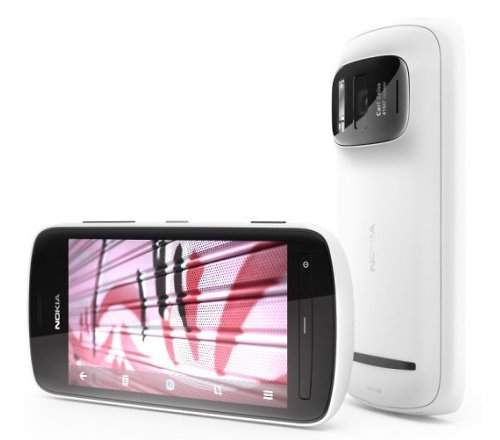 Nokia 808 PureView Nokia PureView 808: Smartphone with 41MP camera sensor!