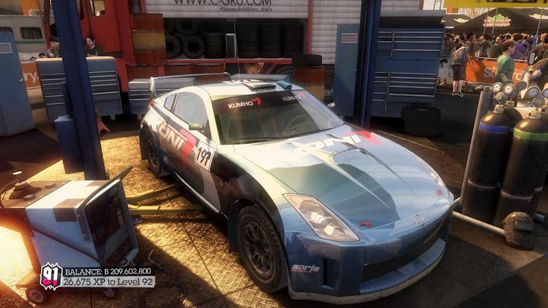 รายการรถกลุ่ม Rally ใน DiRT2 350-03