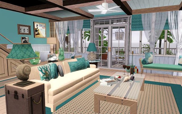 Jaguwar - DOTY 2013 - Hampton House - Living Room