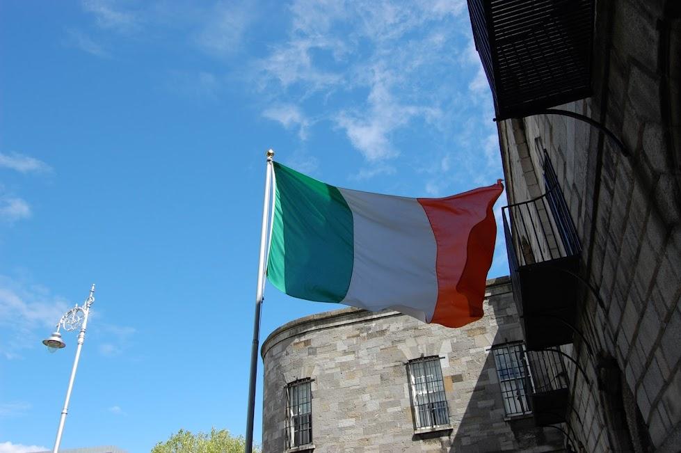 Die irische Flagge