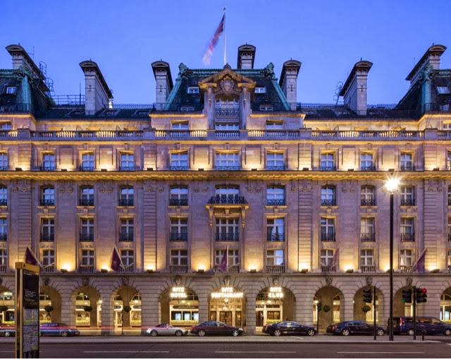 The Legendary Ritz Carlton Hotel Chain