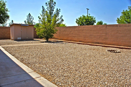 Big backyard  by Gilbert Realtors -- Selling my Gilbert AZ home