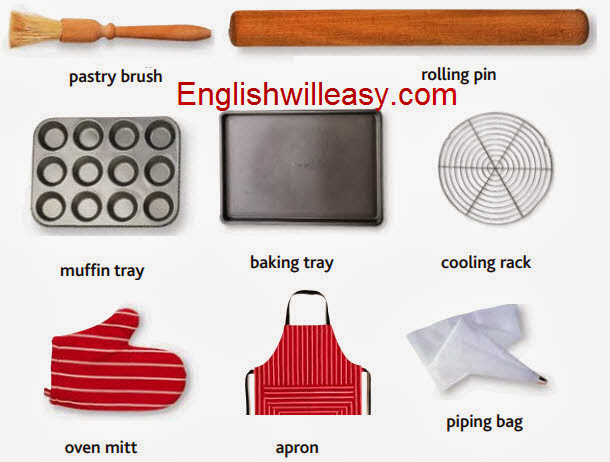 Baking And Pastry list subjects