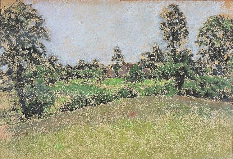Ker Xavier Roussel - Summer Landscape
