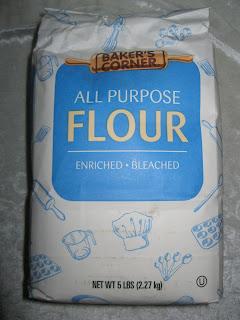 Aldi Bakers Corner Flour