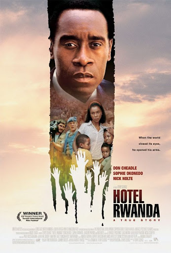 Picture Poster Wallpapers Hotel Rwanda (2005) Full Movies