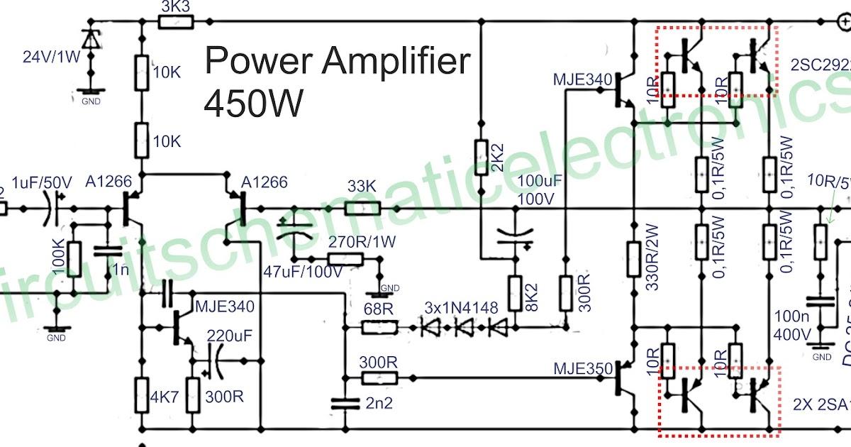 power amplifier 450w with sanken subwoofer bass amplifier. Black Bedroom Furniture Sets. Home Design Ideas