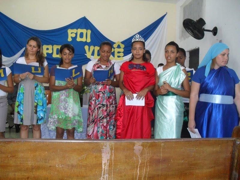Ministerio de dan a tsekenu dia internacional da mulher for Ministerio de inter