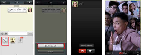 WeChat Call Relatives Abroad