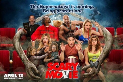 Scary Movie 5 Review