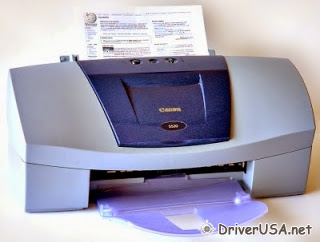 download Canon S520 Inkjet printer's driver