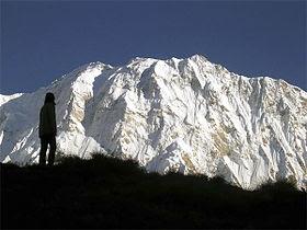 Annapurna - 10 Gunung Tertinggi Dunia