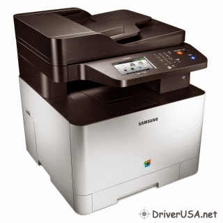 download Samsung CLX-4195FW printer's driver software - Samsung USA