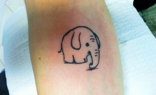 70 best elephant tattoo designs and ideas tattoosme for Cool simple tattoos for guys