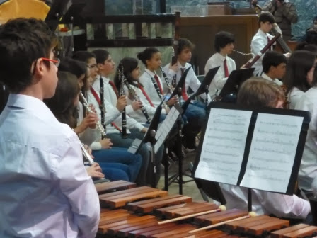 Concerto de Reis na Igreja Paroquial - 11 de Janeiro de 2014 20140111_101