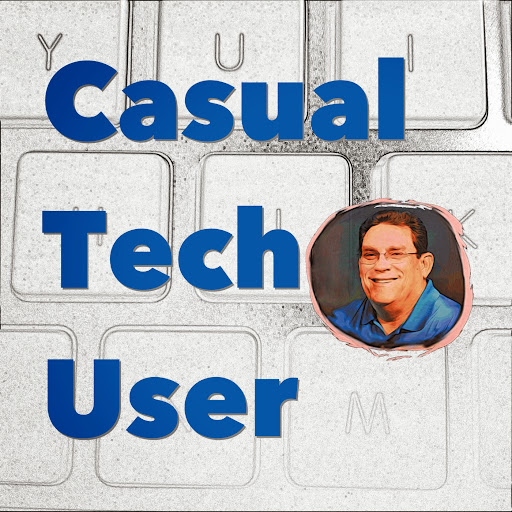 Casual Tech User | Basic Tech / News / Tips / Tutorials / Training / Education - Ron Stephenson casualtechuser techuser casualuser
