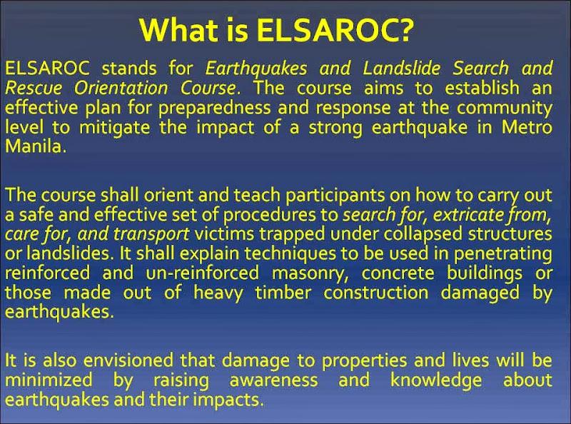 31 - ELSAROC