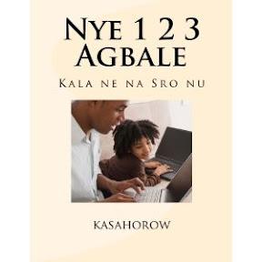 Nye 1 2 3 Agbale (Ewe Edition)