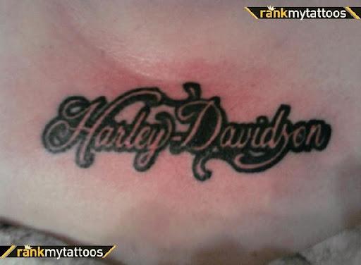 Harley davidson tattoos tattoo designs for Free harley davidson tattoo designs