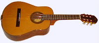 the Cuban tres guitar