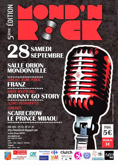Mondn'Rock 2013