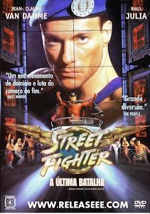 Võ Sĩ Đường Phố - Street Fighter poster