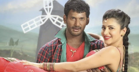 Vishal ,Shruti Haasan @ Poojai Moive Press Meet | 4TamilMedia