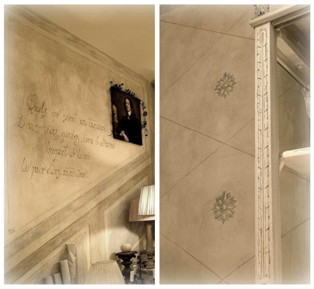 Amore per interni in stile provenzale - Porta asciugamani stile provenzale ...