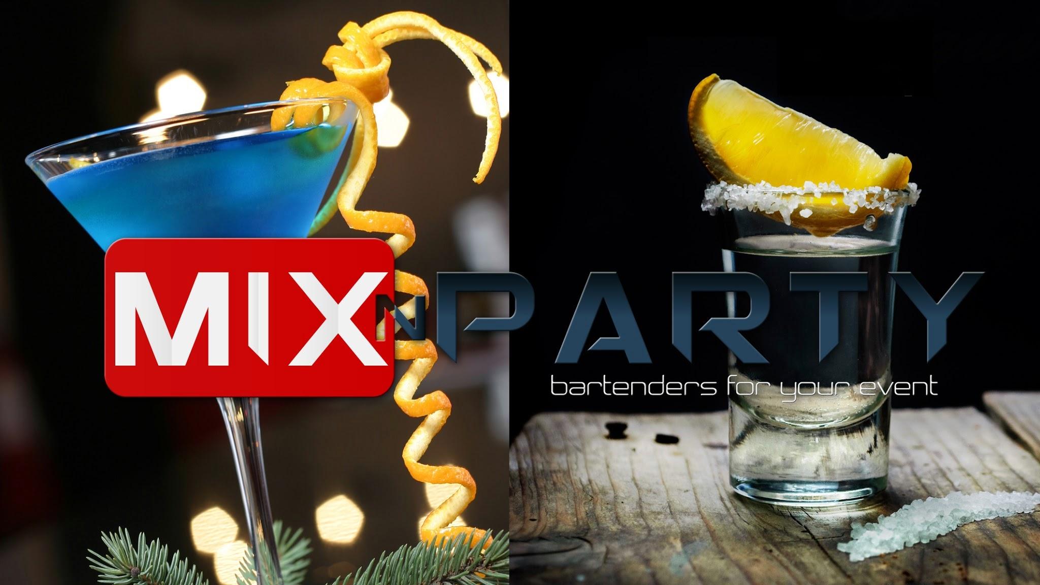 Flair Bartending Wallpaper Mix n party bartenders -