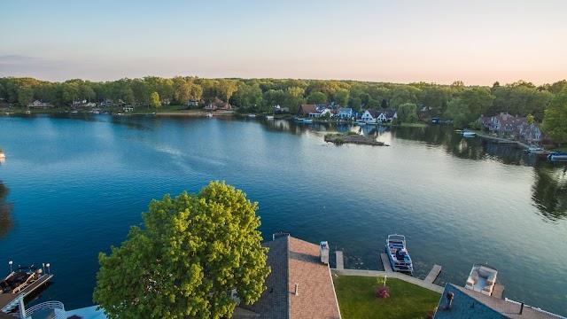 Portage Lakes Ohio